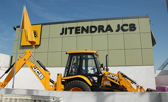 Jitendra Equipments JCB Rajkot
