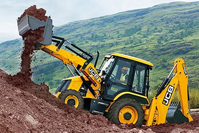JCB Backhoe Loaders Rajkot