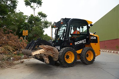 JCB Skid Steer Loaders Rajkot