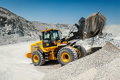 JCB Wheeled Loaders Rajkot